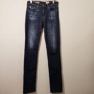 AG The Harper Essential Straight Denim Jeans 26